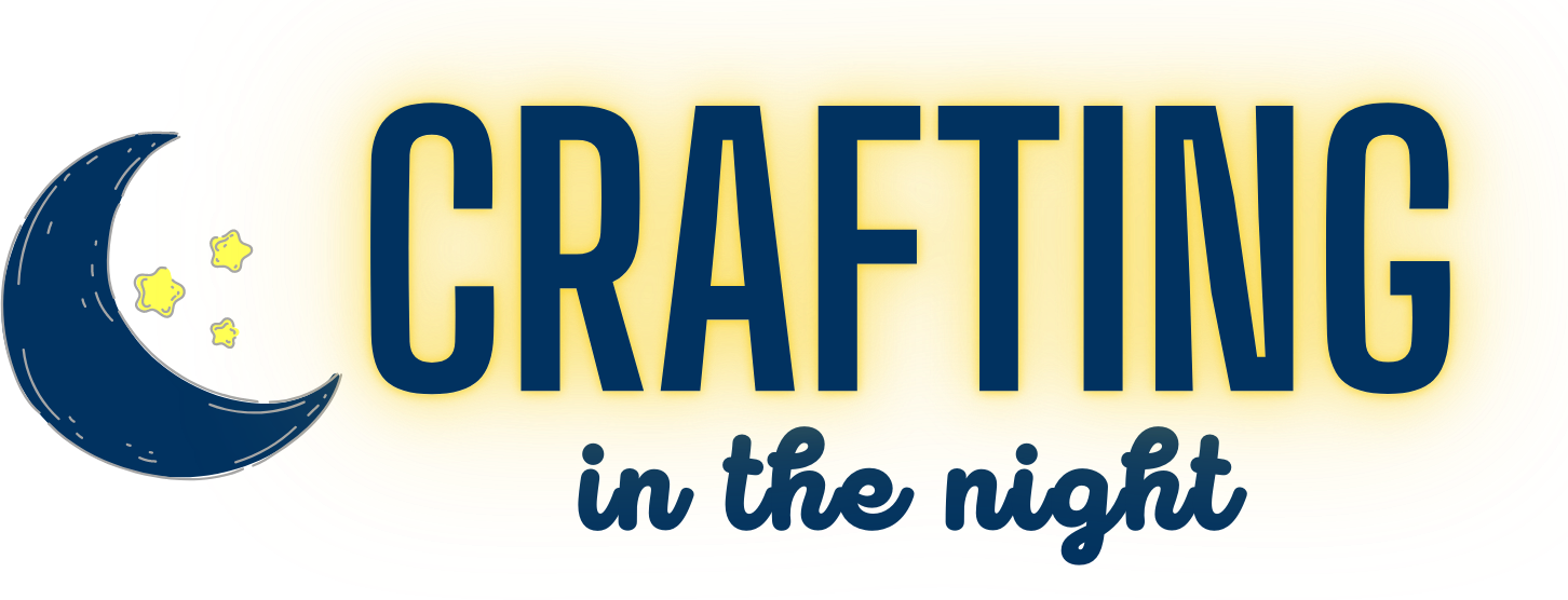 Crafting In The Night Logo